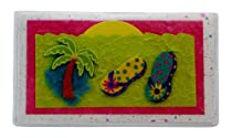 Flip Flop Checkbook Cover*MADE IN THE USA #373