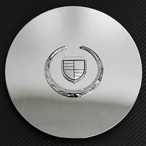 Brand NEW One piece GM Cadillac Escalade EXT ESV 9594877 Chrome wheel center Hub caps 2003-2006 US Fast shipment 9594877 ,9594878 , WCA-107 , 550074 , F104-15,4575,4584 (Cadillac Escalade Hubcap Cover compare prices)