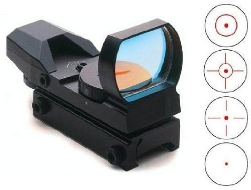 Buy Discount Global Sportsman Tactical Combat Military Four 4 Separate Reticle 7 Brightness Settings...
