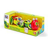World of Eric Carle,  The Very Hungry Caterpillar  Wiggly Rattle Toy  with Music and Lights by Kids Preferred