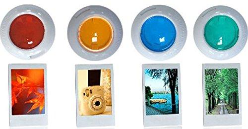 Katia-Instant-Camera-Accessories-Bundles-Set-for-Fujifilm-Instax-Mini-8-Instant-Film-Camera-with-CaseAlbumSelfie-LenFramesStickersStrap-ETC-Set11
