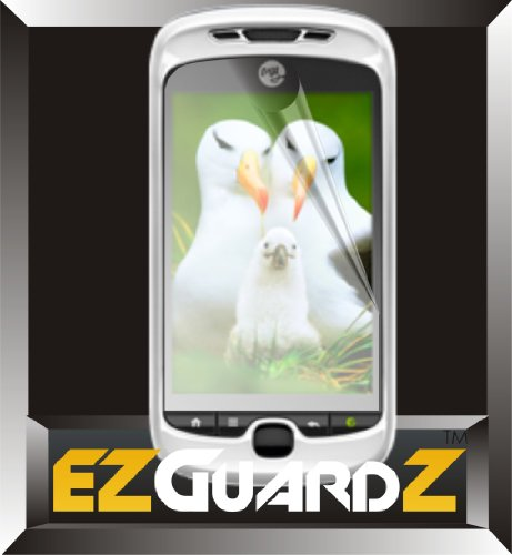 5-Pack EZGuardZ© T-Mobile MyTouch 3G SLIDE Screen Protectors (Ultra CLEAR)(EZGuardZ© Packaging)