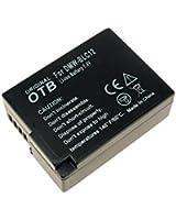 Batterie DMW-BLC12 pour Panasonic Lumix DMC-FZ200, DMC-G5, DMC-G6, DMC-GH2