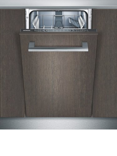 siemens sr65e000eu vollintegrierbarer geschirrsp ler einbau 45 cm a a 220 kwh jahr 9. Black Bedroom Furniture Sets. Home Design Ideas