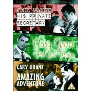 his private secretary / his girl friday / amazing adventure