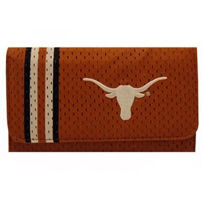 NCAA Texas Longhorns Ladies Athletic Mesh Wallet at Amazon.com