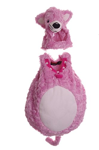 The Children's Place Pink Kitty Cat Costume 12-18 Months