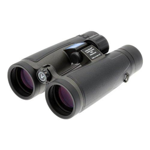 Visionary 8X42 Fieldtracker Graphite Binoculars Waterproof Black [H112009]