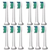 The S&P 12 x Generic Replacement Brush Heads, Compatible with Philips Sonicare ProResults Standard-Brush Head, HX6013 (3PCS x 4PACK)