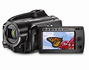 Canon VIXIA HG20 AVCHD 60 GB HDD Camcorder with 12x Optical Zoom