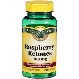 Spring-Valley-Raspberry-Ketones-Dietary-Supplement-100mg-60-count
