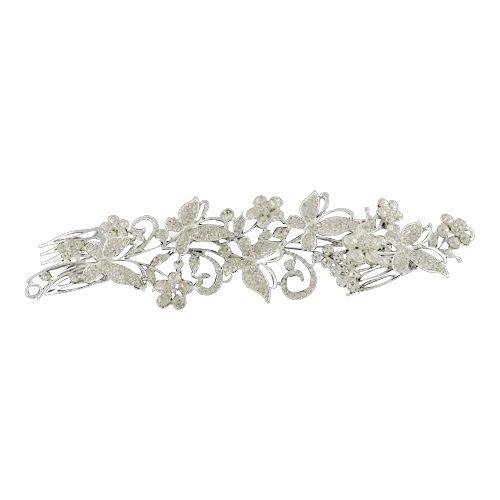 PandahallTocado-de-novia-para-bodapeine-de-flor-de-aleacion-con-diamante-de-imitacioncon-peine-de-hierrocolor-de-platacristal-235x60mm