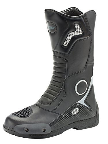 Joe Rocket Ballistic Touring Mens Motorcycle Boot (9) (Street Motor Cycle Boots compare prices)