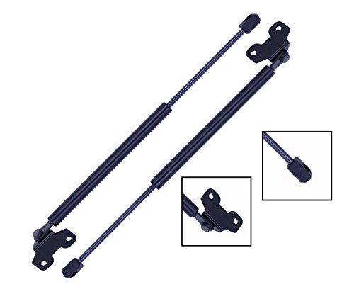 2 Pieces (SET) Tuff Support Hood Lift Supports 2003 TO 2007 Honda Accord V6 (Hood For Honda Accord 2006 compare prices)