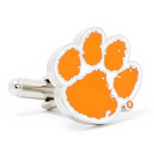 NCAA Clemson Tigers Cufflinks
