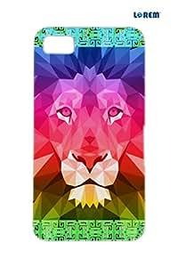 Lorem Back Cover For BlackBerry Z10-Multicolor-L24276