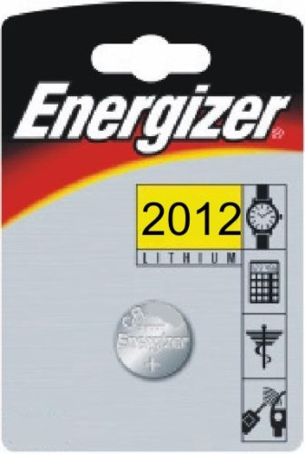 Energizer- Cr2012 Lithium Battery