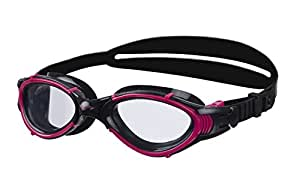 Arena Nimesis X-Fit Swimming Goggles clear,magenta,black Size:One size