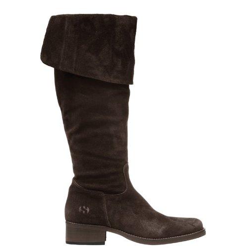 Superga Boots City Tech Dark Chocolate EU 35
