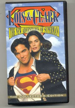 Lois & Clark The New Adventures of Superman: The Series Pilot