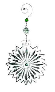 #!Cheap Waterford 2012 Snowflake Wishes for Courage Ornament, 2nd Edition