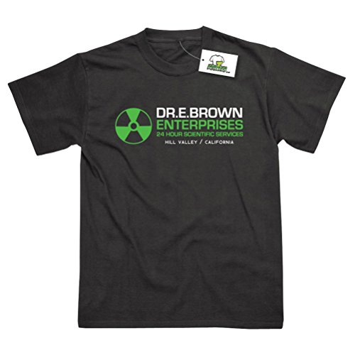 Doc Brown Enterprises T-shirt