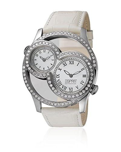 ESPRIT Reloj de cuarzo  Blanco 42 mm