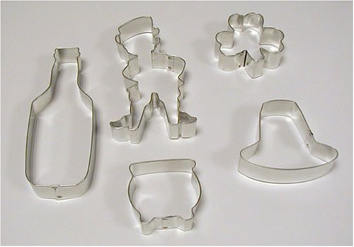 St. Patrick's Day Cookie Cutter Set