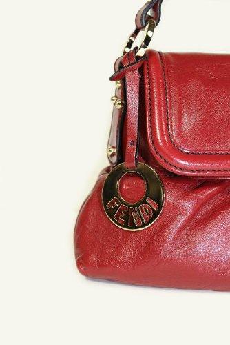Fendi Handbags Red Leather Chef 8BR445 – RXG