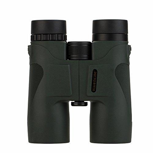 Lixada Visionking 10X42 Hunting Camping Roof Binocular Telescope Spotting Scope
