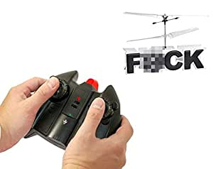 Flying Fuck RC Helicopter