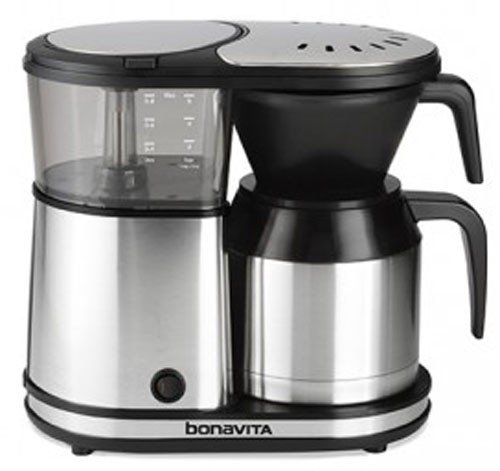 Galleon - Bonavita 5-Cup Coffee Maker With Thermal Carafe
