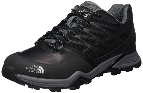 The North Face Hedgehog Hiking Shoe - Men's Tnf Black/Zinc Grey, 10.0