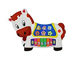 Shopaholic Endless Fun Horse Musical Instrument- 5577