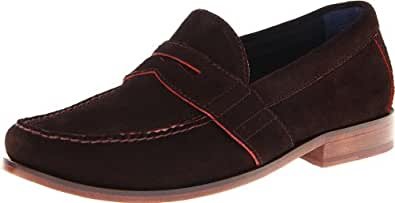 Cole Haan Men's Air Monroe Penny LoaferDARK BROWN SUEDE8 M US