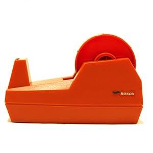 【DULTON】BONOX テープディスペンサー オレンジ