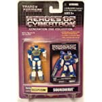 Transformers Heroes of Cybertron G1 Collection Soundwave Figure