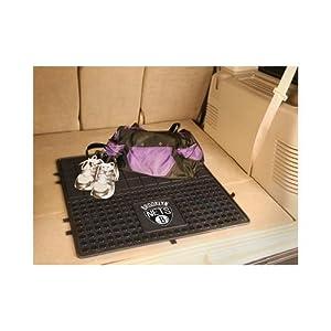 Fanmats 10919 New Jersey Nets Heavy Duty Vinyl Cargo Mat by Fanmats