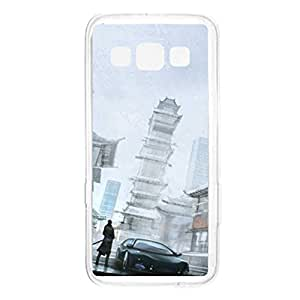 a AND b Designer Printed Mobile Back Cover / Back Case For Samsung Galaxy A3 (SG_A3_1238)