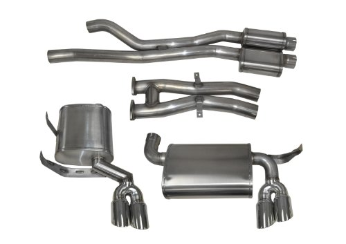 CORSA 14567 Sport Cat-Back Exhaust System