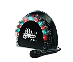 Akai KS201 CDG Karaoke Player by Akai Karaoke