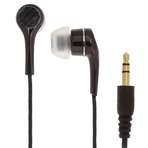 Konoaudio Ka-Car-Blk Carbon12 Earbuds (Black)
