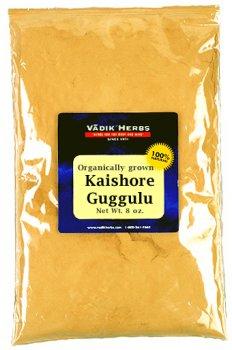 Kaishore Guggulu - 8Oz Pwd