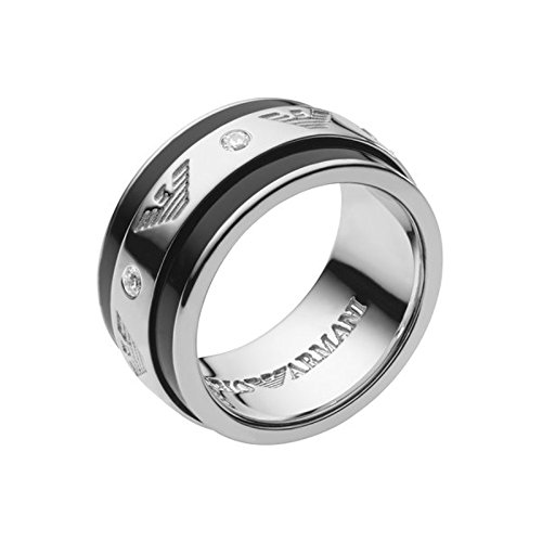Womans Rings EAG ARGENTO DONNA EG3085040503