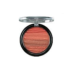 Lakme Absolute Illuminating Blush, Shimmer Brick In Coral, 10g