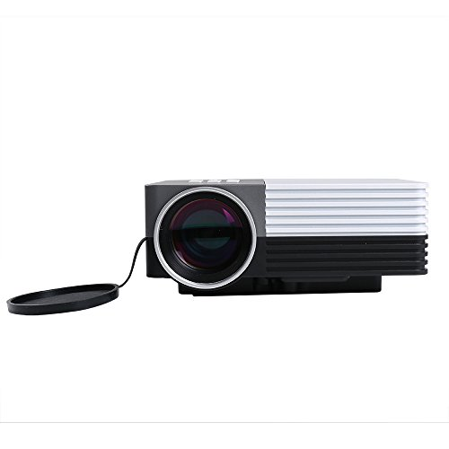Flylinktech gm50 multimedia portable maximum 120 screen for Mini outdoor projector