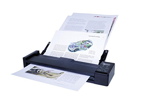Iris Pro 3 Scanner, Wi-Fi, Nero