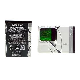 Accumulatore BL-5B originale Nokia N90 N80 7360 7260 6124 classic 6120 6101 6080 6070 6060 ecc.