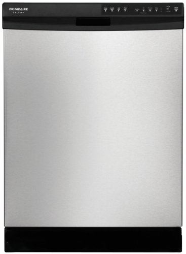 "Frigidaire Fgbd2438Pf 24"" Stainless Steel Full Console Dishwasher - Energy Star"