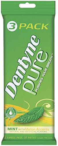 dentyne-pure-gum-mint-with-melon-accents-3-count-packs-pack-of-5